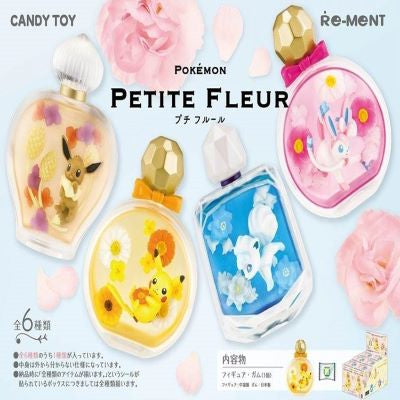 Image of (RE-MENT) POKEMON PETIT FLEUR