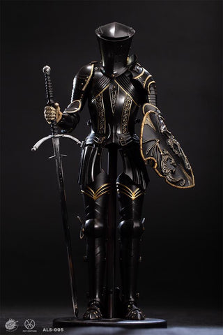 Image of (POPTOYS) (PRE-ORDER) 1/6 ALS005 Armor Legend Series-The Era of Europa War Dragon Knight - DEPOSIT ONLY