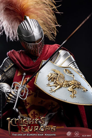 Image of (POPTOYS) (PRE-ORDER) 1/6 ALS004 Armor Legend Series-The Era of Europa War Griffin Knight - DEPOSIT ONLY