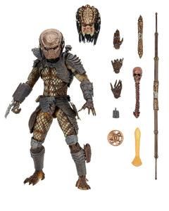 "(Neca) (Pre-Order) Predator 2 - 7"" Scale Action Figure -Ultimate City Hunter - Deposit Only"