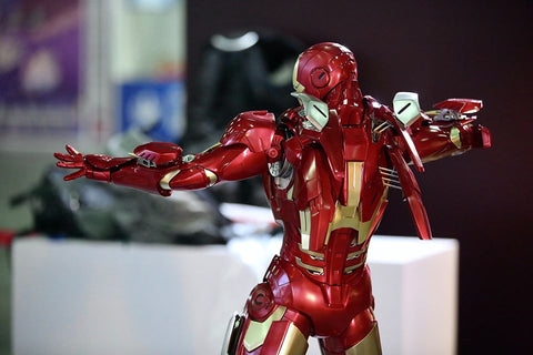 (Queen Studios) (Pre-Order) Iron Man Mark VII 7 1/2 Scale Statue - Deposit Only