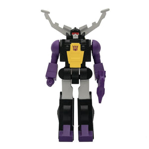 (Super 7) (Pre-Order) TRANSFORMERS REACTION WAVE 2 - SHRAPNEL - Deposit Only