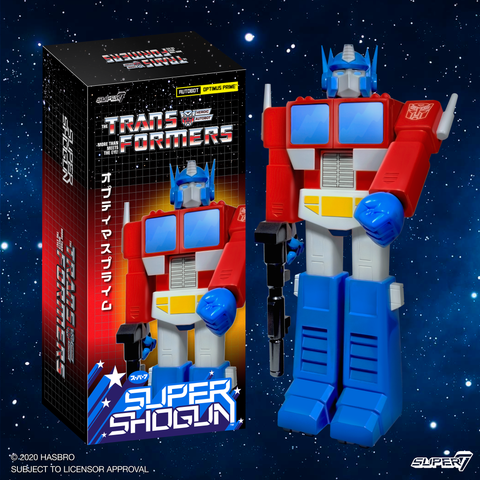 (Super 7) (Pre-Order) 24-inch Shogun Optimus Prime - Deposit Only