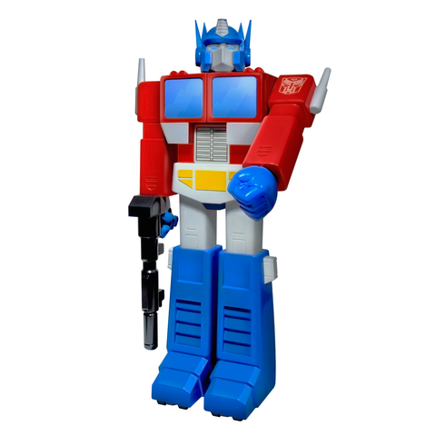 Image of (Super 7) (Pre-Order) 24-inch Shogun Optimus Prime - Deposit Only