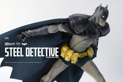 (3A/ZERO) STEEL DETECTIVE BATMAN  1/6 SCALE FIGURE - DEPOSIT ONLY