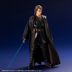 (Kotobukiya) (Pre-Order) STAR WARS ANAKIN SKYWALKER Revenge of the Sith Ver. ARTFX+