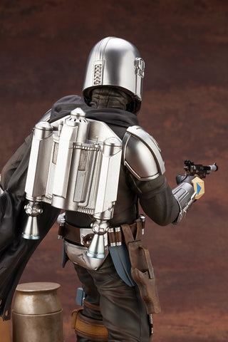 (Kotobukiya) (Pre-Order) ARTFX MANDALORIAN & The Child - Deposit Only