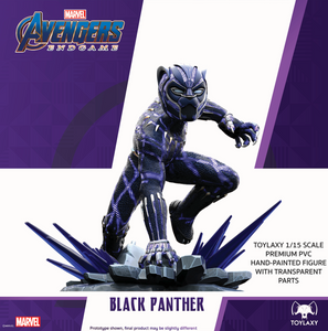 "(Toylaxy) (Pre-Order) Black Panther ""Marvel's Avengers Endgame"" - Deposit Only"