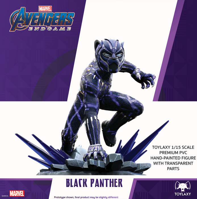 (Toylaxy) (Pre-Order) Black Panther