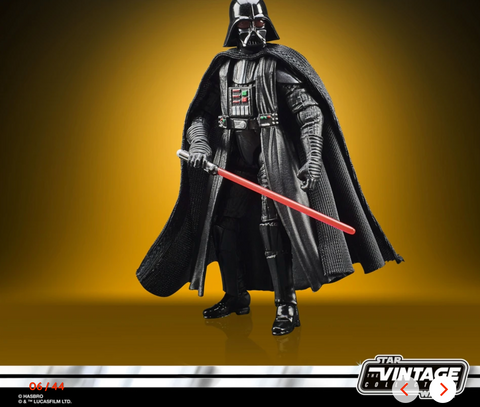 (Hasbro) Star Wars The Vintage Collection. 3.75 Inch Action Figure -  DARTH VADER