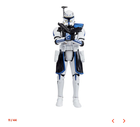 (Hasbro) Star Wars The Vintage Collection. 3.75 Inch Action Figure -  CAPTAIN REX