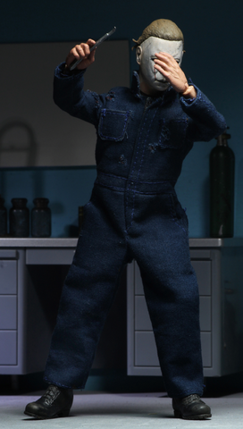 "(NECA) Halloween 2 - 8"" Scale Clothed Figure- Michael Myers"