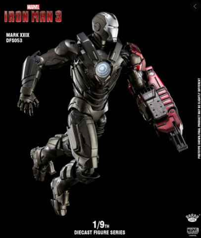 (King Arts) (Pre-Order) Iron Man Mark 29 - 1/9 Scale Diecast Figure DFS053 - Deposit Only