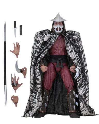 "(NECA) Teenage Mutant Ninja Turtles - 7"" Scale Action Figure - Shredder"
