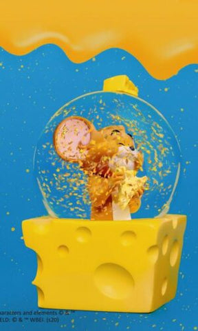 Image of (Soap Studio) (Pre-Order) Tom and Jerry Snow Globe Series - Deposit Only