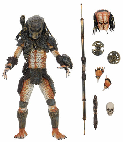 "(NECA) Predator 2 - 7"" Scale Action Figure - Ultimate Stalker"