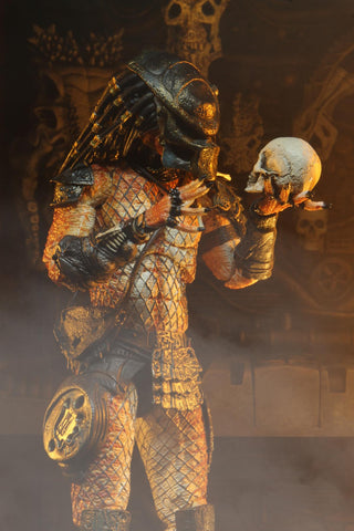 "Image of (NECA) Predator 2 - 7"" Scale Action Figure - Ultimate Stalker"