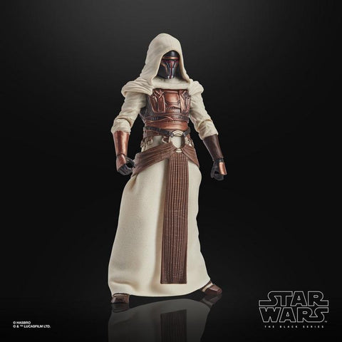 "(Hasbro) Star Wars The Black Series 6"" Jedi Knight Revan GameStop Exclusive"