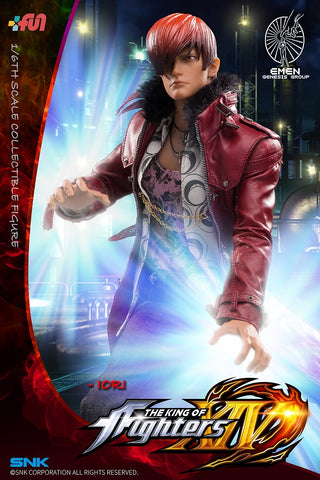(Genesis Emen) (Pre-Order) KOF-IR01 The King of Fighters Iori Yagami - Deposit Only