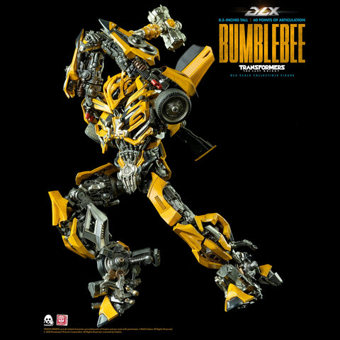 (Threezero x Habro)(Pre-Order) Transformers: The Last Knight – DLX Bumblebee - Deposit Only