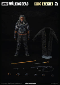 (Threezero) (Pre-Order) The Walking Dead – 1/6 King Ezekiel (Retail) - Deposit Only