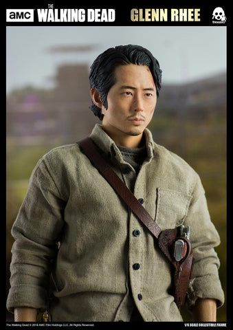 (3A/ZERO) WALKING DEAD - GLENN RHEE REGULAR or DELUXE VER 1/6 SCALE FIGURE - DEPOSIT ONLY