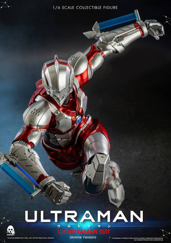 (3A/ZERO) ULTRAMAN SUIT 1.0 1/6 SCALE FIGURE - DEPOSIT ONLY