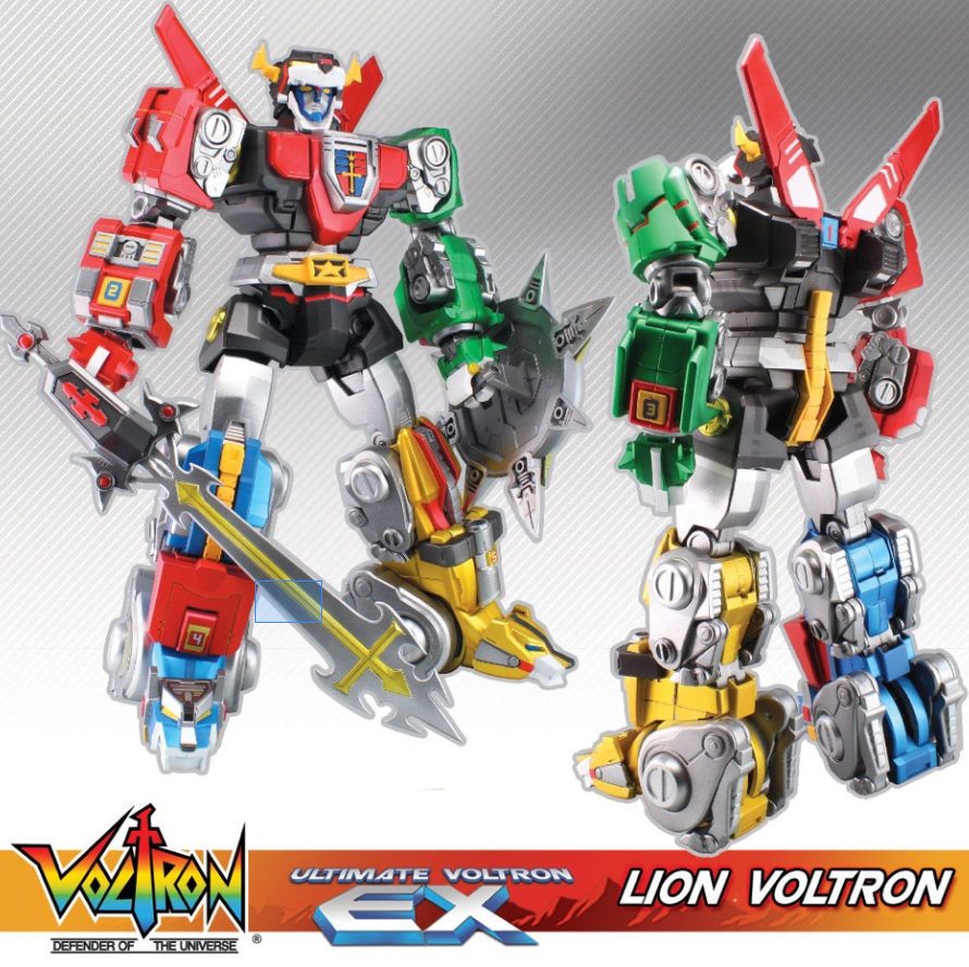 Ultimate Voltron EX