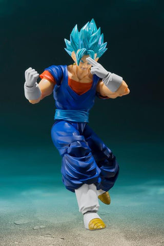 (Bandai) Dragon Ball Super S.H.Figuarts Super Saiyan God Super Saiyan Vegito