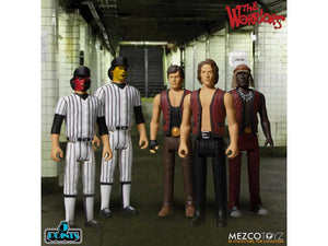 (Mezco) (Pre-Order) 5 Points The Warriors Box Set - Deposit Only