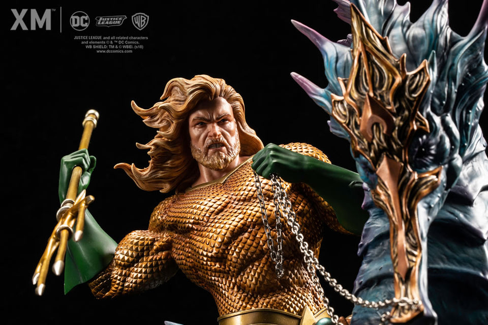 (XM Studios) Aquaman – Rebirth 1/6 Premium Collectible Statue