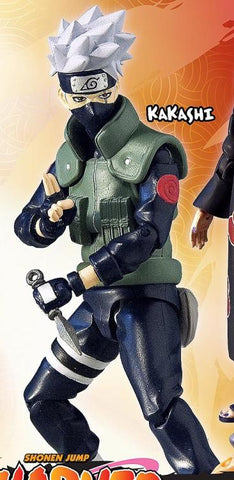 Image of (Toynami) (Pre-Order) Kakashi Poseable Action Figure - Deposit Only