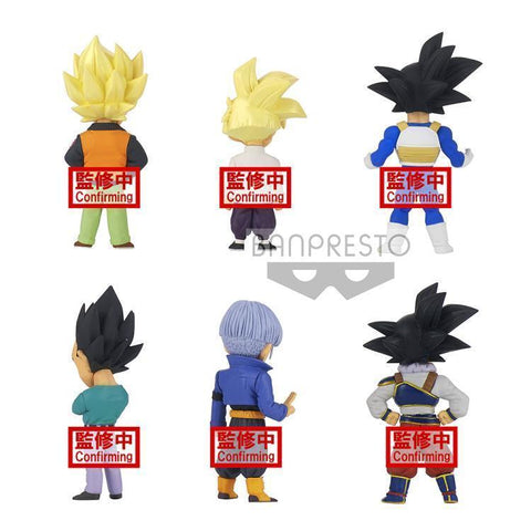 (Banpresto) (Pre-Order) WCF DRAGON BALL Z WORLD COLLECTABLE FIGURE EXTRA COSTUME - Deposit Only