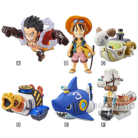 (Banpresto) (Pre-Order) ONE PIECE WORLD COLLECTABLE FIGURE TREASURE RALLY VOL.1 - Deposit Only