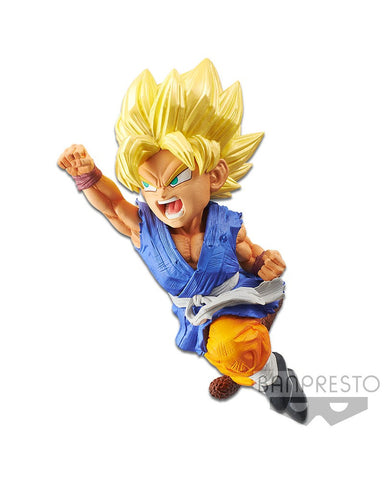 (BANPRESTO) BNP WRATH OF DRAGON SSJ GOKU B