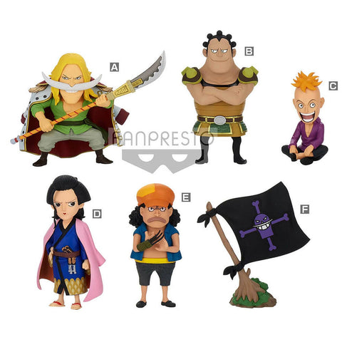 Image of (Banpresto) (Pre-Order) ONE PIECE WORLD COLLECTABLE FIGURE WANOKUNI KAISOUHEN 3 - Deposit Only