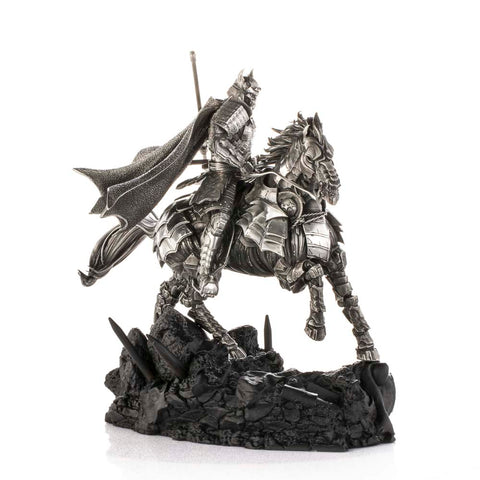 Image of (Pre-Order) XM Studios x Royal Selangor Batman Shogun Gilt and Pewter Version - Deposit Only