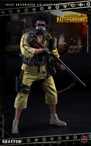(SoldierStory) (Pre-Order) Player Unknown's Battlegrounds Collectible Action Figure 1/6 - Deposit Only