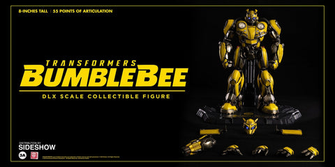 Image of (3A/ZERO) 8-inch Bumblebee DLX - Bumblebee Movie