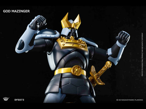 (KING ARTS) GOD MAZINGER DFS073