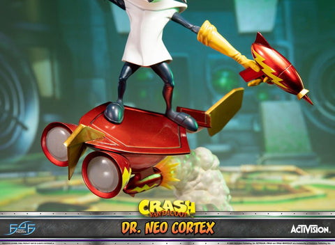 Image of (First 4 Figures) (Pre- Order) Dr. Neo Cortex from Crash Bandicoot -  Deposit Only
