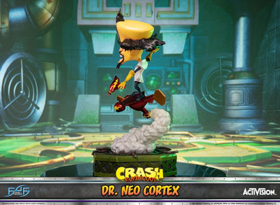 (First 4 Figures) (Pre- Order) Dr. Neo Cortex from Crash Bandicoot -  Deposit Only