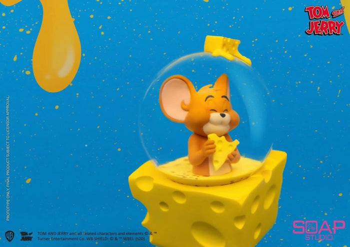(Soap Studio) (Pre-Order) Tom and Jerry Snow Globe Series - Deposit Only