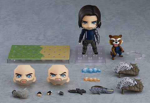 Image of (Good Smile Company) Nendoroid Winter Soldier Infinity Edition DX Ver.