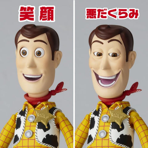 "(Kaiyodo Union Creative Revoltech) (Pre-Order) Legacy of Revoltech ""TOY STORY"" Woody - Deposit Only"