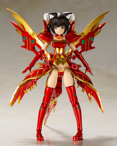 Image of (Kotobukiya) FRAME ARMS GIRL LAETITIA 〈RYUU-BI〉