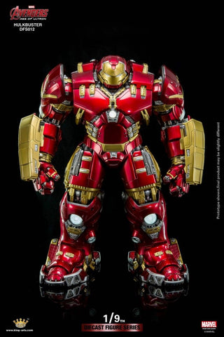 (KING ARTS) Hulkbuster Avengers: Age of Ultron 1/9 Scale Diecast Figure