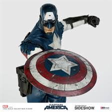 Image of (3A/ZERO) MARVEL - CAPT. AMERICA ASHLEY WOOD 1/6 SCALE FIGURE - DEPOSIT ONLY