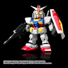 Bandai Sdgo Sd Gundam 00 Raiser Capsule Fighter Action Figure