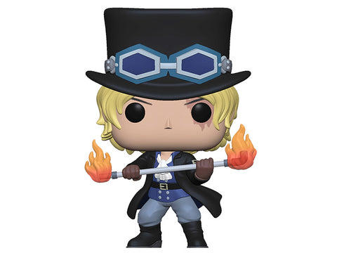(Funko Pop) (Pre-Order) Pop! Animation: One Piece - Sabo with Free Boss Protector